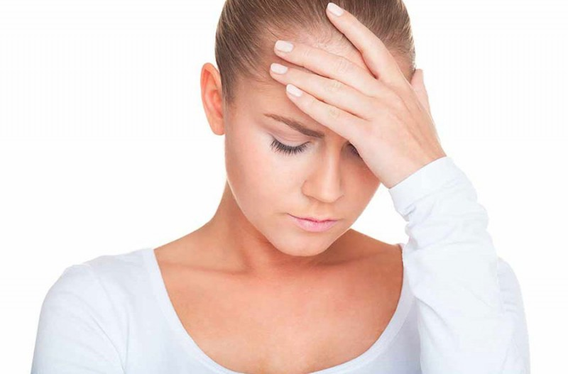 Что принять при головной боли и головокружении